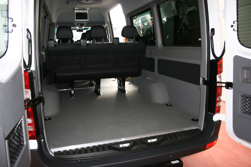 marco 39 s limo mercedes benz sprinter kombi. Black Bedroom Furniture Sets. Home Design Ideas